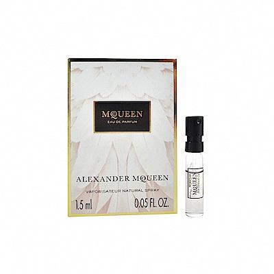 Alexander McQueen  女性淡香精 針管小香 <b>1</b>.5ml