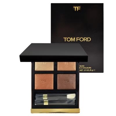 Tom Ford 高級訂製四格眼盤 #04 Suspicion 日落金沙 6g Eyeshadow Quad
