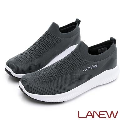 LA NEW 零著感輕量透氣防潑水鞋 運動鞋(男227614340)