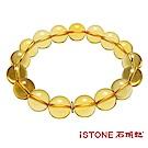 石頭記 黃水晶手鍊-品牌經典-12mm