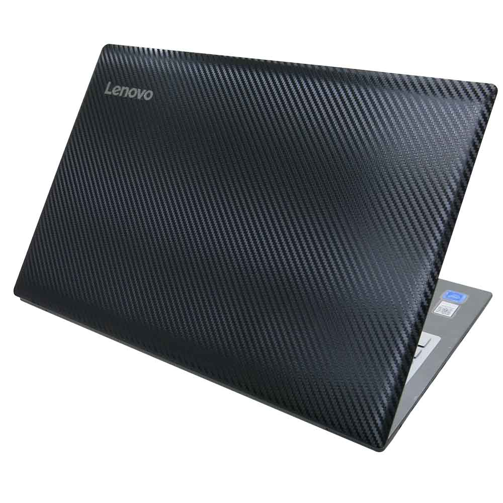 EZstick Lenovo IdeaPad 330 15 IKB 黑色立體紋機身貼