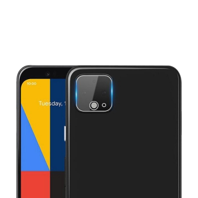 QinD Google Pixel 4/4XL 鏡頭玻璃貼(兩片裝)