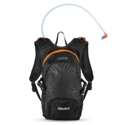 【以色列SOURCE】戶外健行水袋背包 FUSE 2054129008 (8L/水袋2L) / 城市綠洲 (戶外、登山、單車、補水、抗菌)