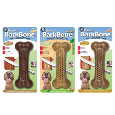 PET QWERKS TOYS庫克狗玩具BarkBone-L號