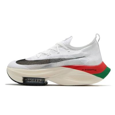 Nike Air Zoom Alphafly Next% EK 男慢跑鞋-白-DD8877101