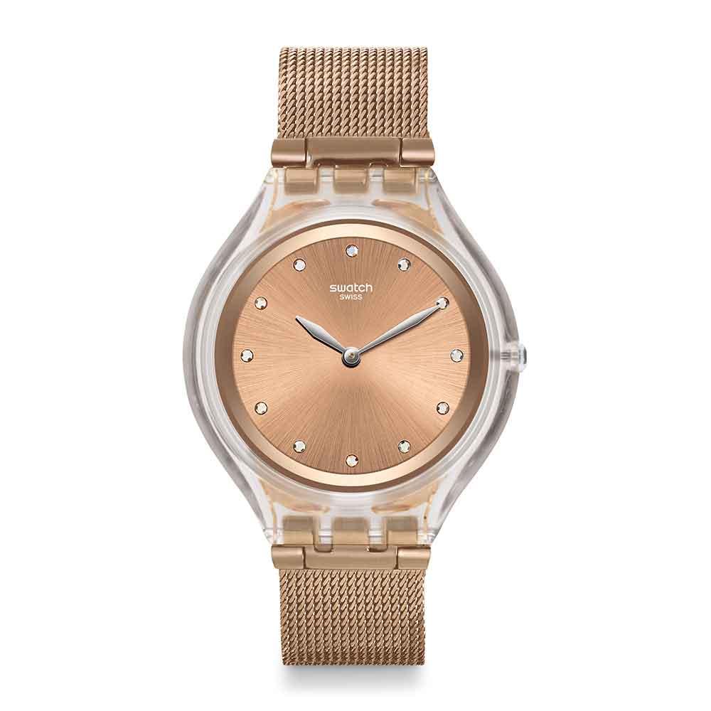 Swatch Deep Wonder系列 SKINELLI超薄晶漾手錶