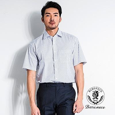 BARONECE 雅致品味純棉襯衫(518415-10)