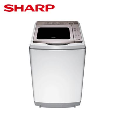 SHARP 夏普 17KG 超震波變頻洗衣機 ES-SDU17T