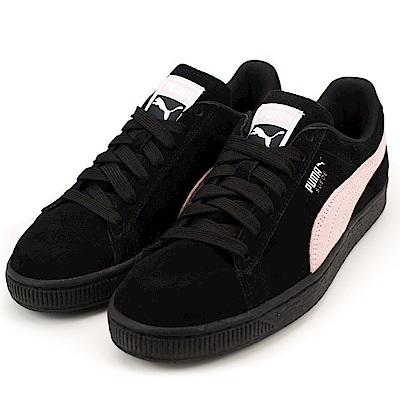 PUMA-女休閒鞋35546266-黑