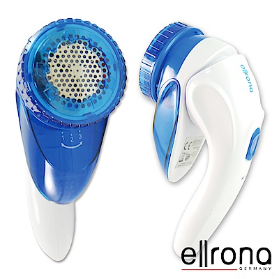【ellrona】充電式電動除毛球機(RF-100)