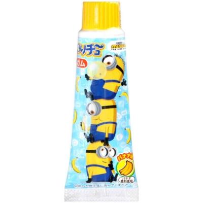 Heart 黃色小兵牙膏造型口香糖 (30g)