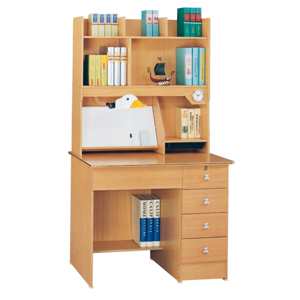 簡約風Vivien3尺書桌全組- 91x57x167cm