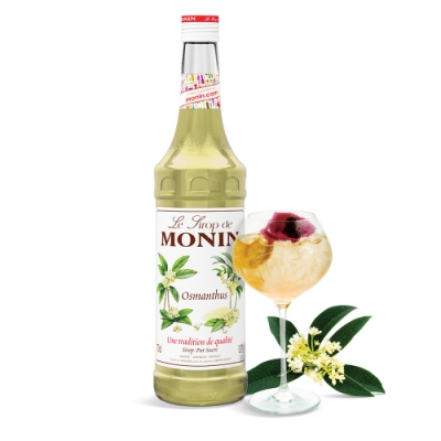 Monin糖漿-桂花700ml