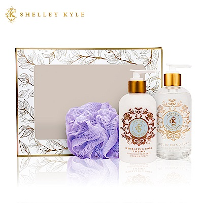 Shelley Kyle雪莉凱 蘿蕾萊沐浴保養禮盒