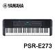 YAMAHA PSR-E273 61鍵電子琴 product thumbnail 2