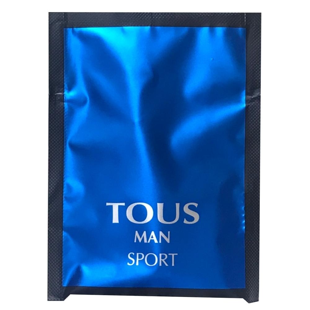 *TOUS 自我本色男性淡香水針管1.5ml