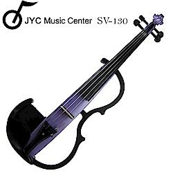 JYC SV-130靜音提琴-限量紫色