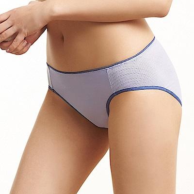 蕾黛絲- 動氧Bra-低腰內褲 M-EL(輕氧紫)