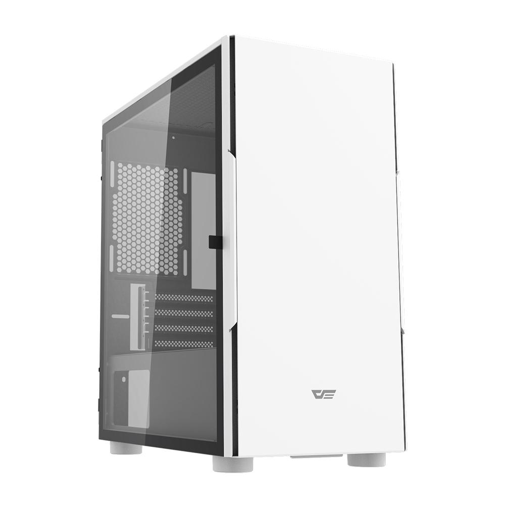darkFlash Neo202 M-ATX 電腦機殼/機箱-白(不含風扇) – DF01-0030