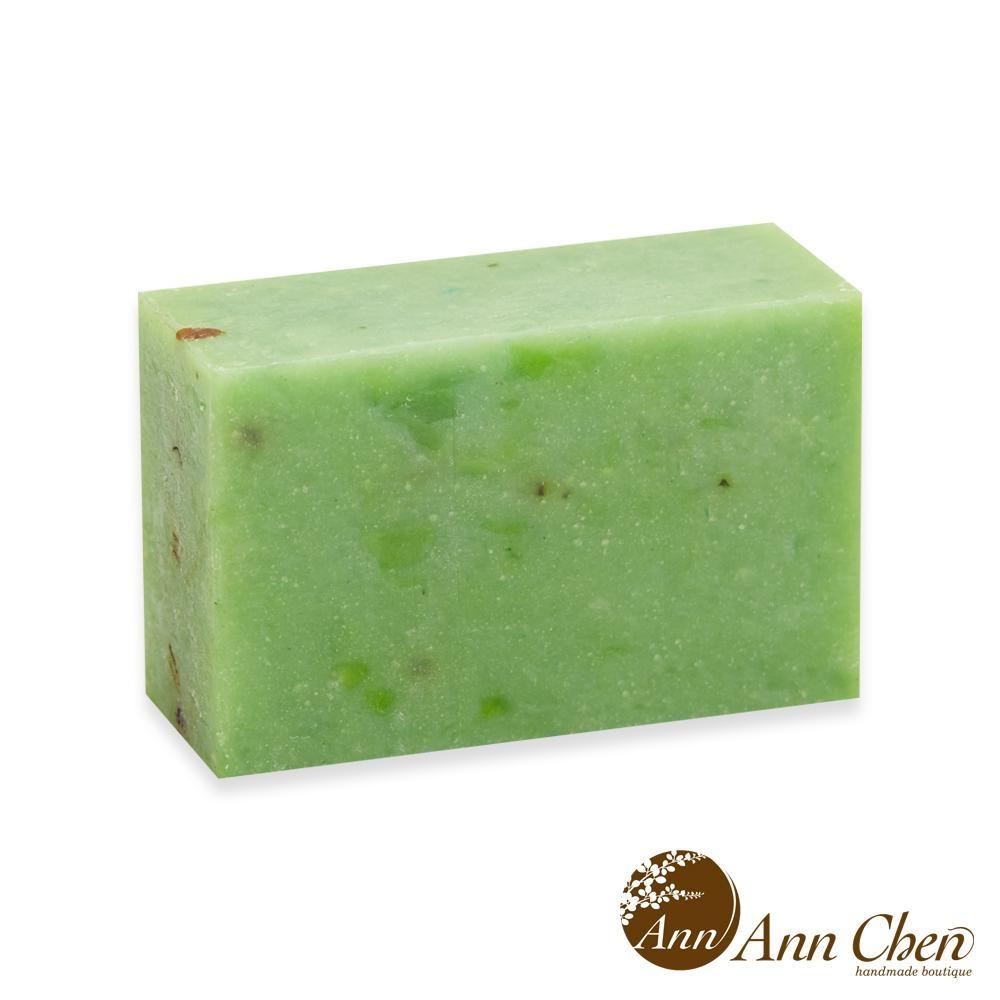 陳怡安手工皂-複方精油手工皂 茉莉綠茶手工皂110g