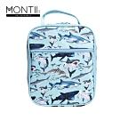【Montii】澳洲保溫保冰便當袋 - 鯊魚