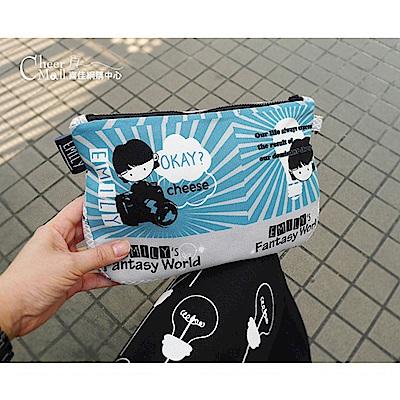 Emily萌達小物包材料包-DIY材料包