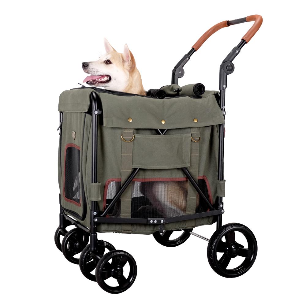 IBIYAYA依比呀呀-大米號寵物推車(FS1880)