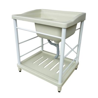 泰家 水槽洗衣板二合一大型洗衣槽
