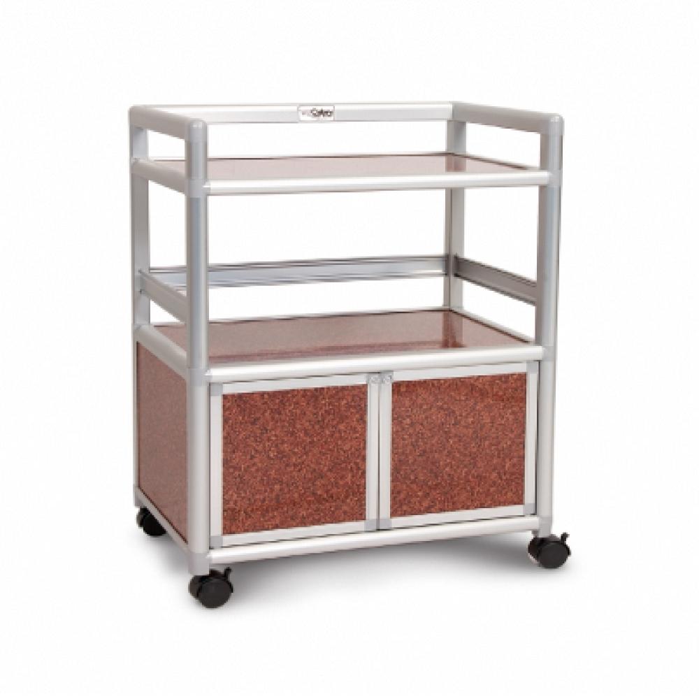 Cabini小飛象-花崗紅得意2.0尺鋁合金餐櫃64.7x50.8x83.6cm