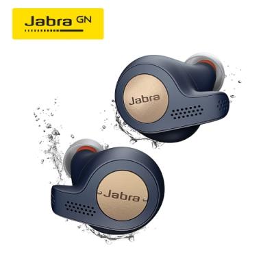 Jabra Active 65t 真無線運動藍牙耳機(藍)(公司貨)