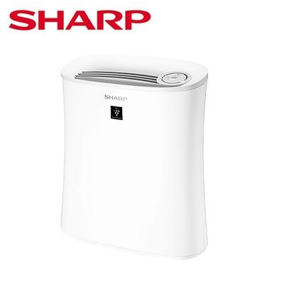 SHARP 夏普 自動除菌離子PM2.5濾除空氣清淨機(搭配集塵HEPA濾網) FU-L30T-W-