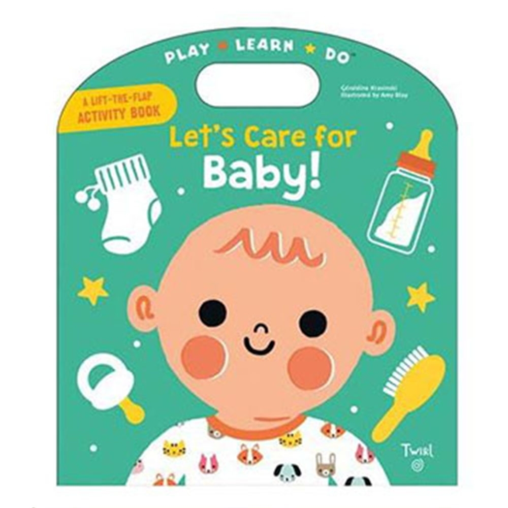 Let's Care for Baby! 照顧小寶寶手提操作書