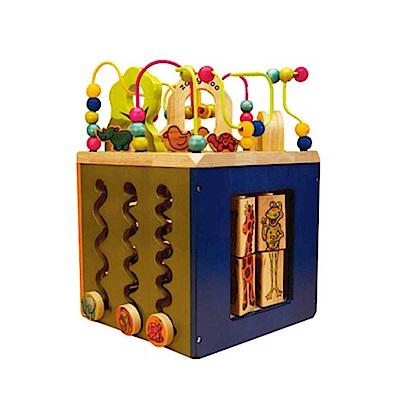 美國 【B.Toys】 小丑動物園(3Y+)