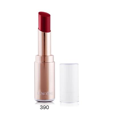 (期效品)LANCOME 蘭蔻 絕對閃耀水蜜光唇膏3.2g#390-透明蓋無盒-期效202112