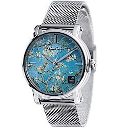 梵谷Van Gogh Swiss Watch梵谷經典名畫女錶(OPAL-MB)