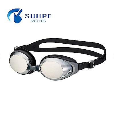 【日本Tabata】SWIPE成人款抗UV防務泳鏡(V630ASAM)