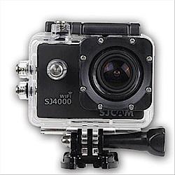 [超值原廠雙電組] SJCAM SJ4000 Wifi 防水型運動攝影機 (公司貨)