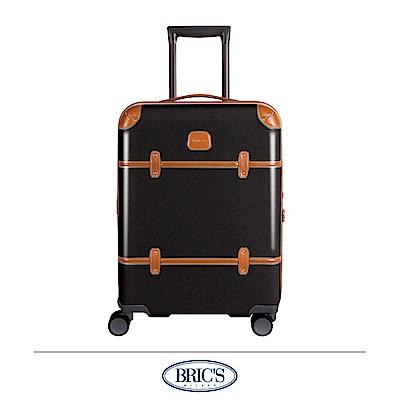 BRICS 義大利經典款 21吋 防潑水拉鍊箱 橄欖綠 飛機輪