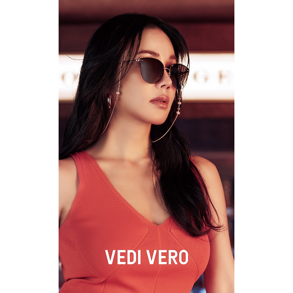 VEDI VERO 太陽眼鏡(金色)VV33