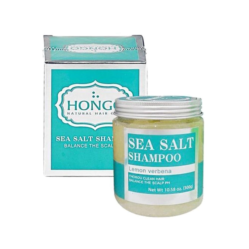 HONGO鴻果 英式海鹽洗髮膏300g