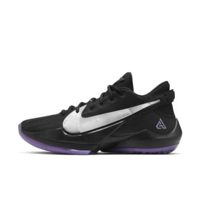 Nike Zoom Freak 2 男籃球鞋-黑紫-CK5825005