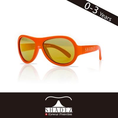 瑞士SHADEZ 兒童太陽眼鏡SHZ-31(年齡0-3)--活力橘