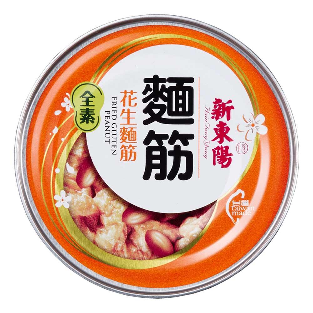 新東陽 花生麵筋(170g*72罐)