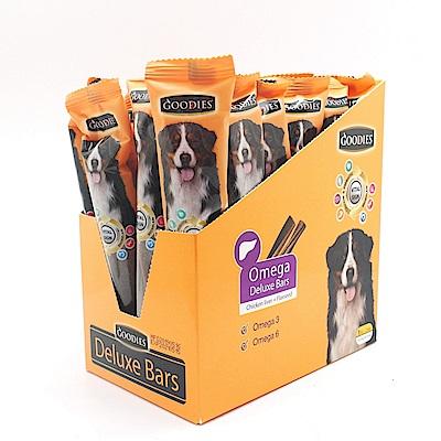GOODIES機能皮毛保健潔牙棒-雞肝風味X1盒(24包)