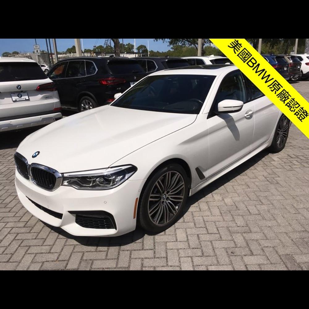 2017 美國BMW原廠認證 530I