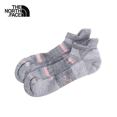 The North Face北面灰色舒適戶外通用低筒襪|3CNN8UU