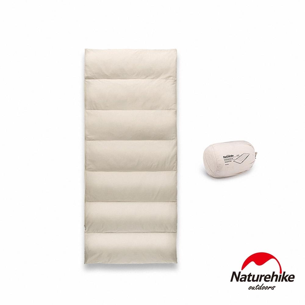 Naturehike E200保暖舒適羽絨棉睡袋夾層 棉被-急