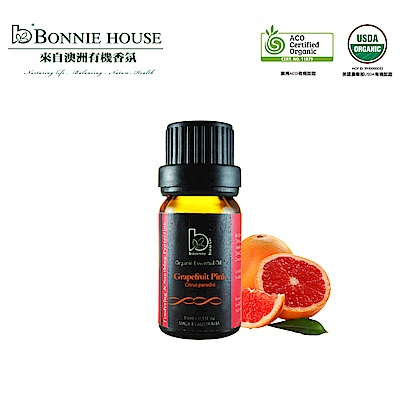 Bonnie House 葡萄柚精油10ml