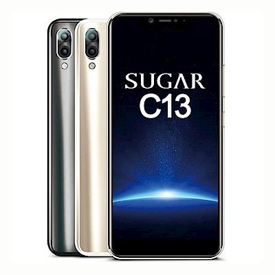 SUGAR C13 5.9吋全螢幕大電量智慧型手機