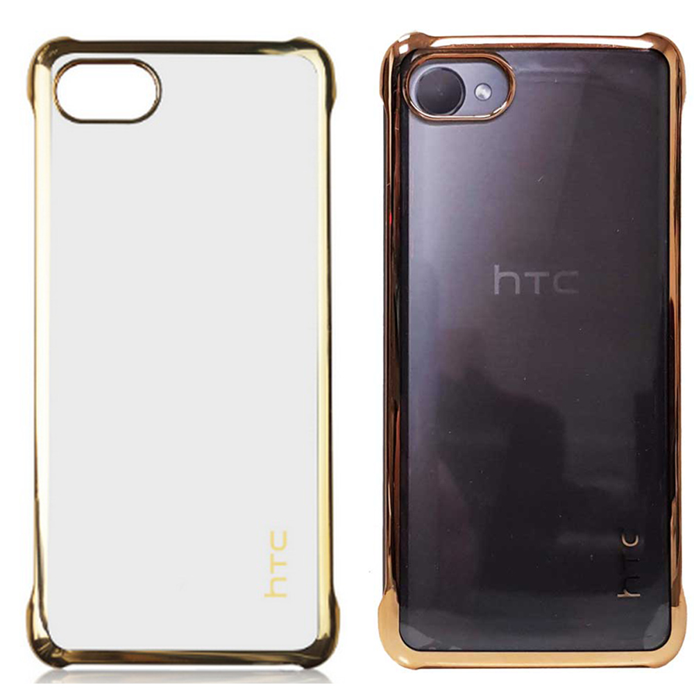 HTC 原廠 Desire 12  電鍍保護殼